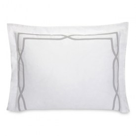 CLARISSA_20x27 Std Sham - White Sheeting_Clarissa Embellish_web